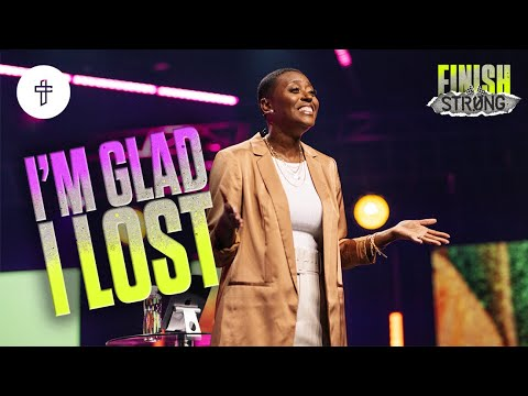 Im Glad I Lost // How to handle Grief // Finish Stronger (Part 1) Brie Davis
