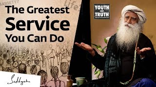 Women Who Choose Not To Have A Child Must be Awarded – Sadhguru