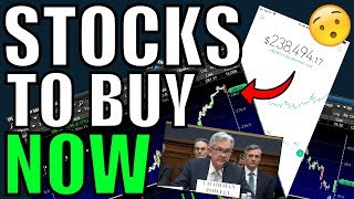 JEROME POWELL CONTROLS THE STOCK MARKET – My Watchlist For Tomorrow – Stock Results Today
