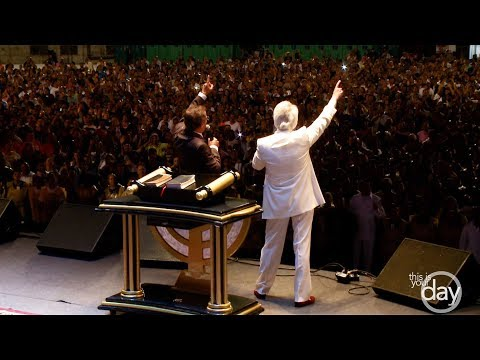 Bring Back the Cross P2 - A special sermon from Benny Hinn