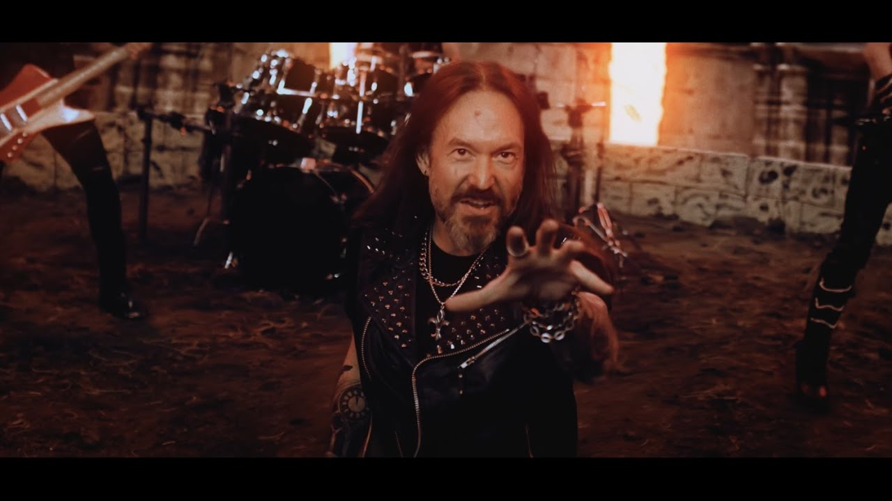 HAMMERFALL – Dominion (Official Video) | Napalm Records