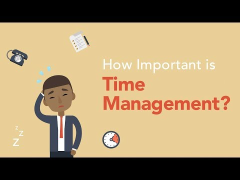The Importance of Time Management  Brian Tracy