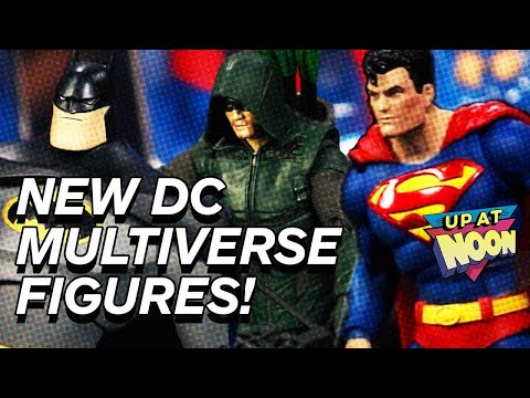 Unboxing DC Multiverse Action Figures From McFarlane Toys! - Up At Noon - UCKy1dAqELo0zrOtPkf0eTMw