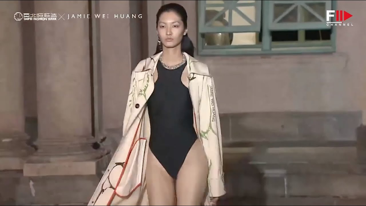JAMIE WEI HUANG Spring 2022 TAIPEI FW – Fashion Channel