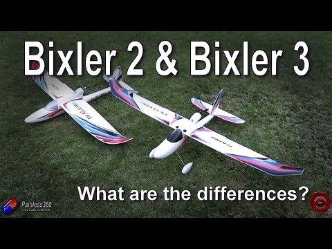 Latest Bixler 2 and Bixler 3 Comparison - UCp1vASX-fg959vRc1xowqpw