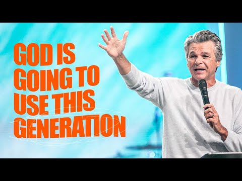 God Is Going To Use This Generation  Pastor Jentezen Franklin