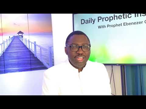 Prophetic Insight Jul 14th, 2021