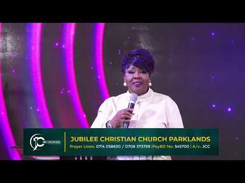 Jubilee Christian Church Parklands - 2nd August 2020  Paybill No:  545700 - A/c: JCC