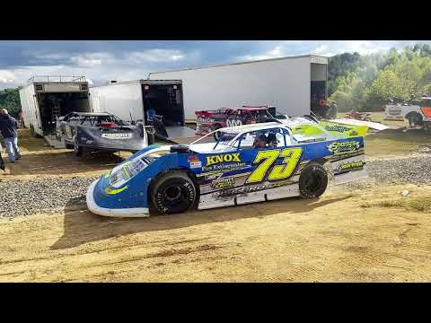 Trevor Sise #73 In Car Camera @ Mountain Motorsports Park May 15, 2021 - dirt track racing video image
