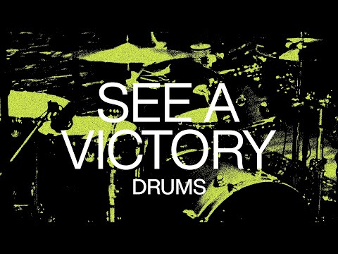 See A Victory  Official Drums Tutorial  At Midnight  Elevation Worship