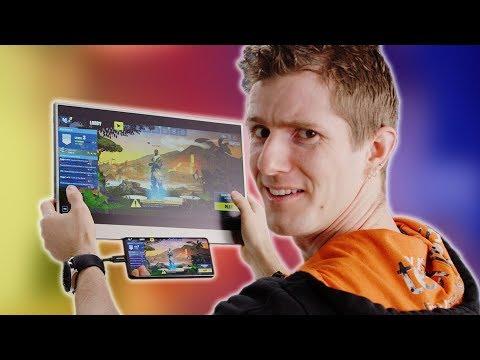 GIANT Phone Gaming! – Gemini Portable TOUCHSCREEN Monitor - UCXuqSBlHAE6Xw-yeJA0Tunw