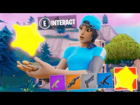 Fortnite 4 Player Edit Course