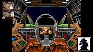DOS Wing Commander - #13 Kurasawa System Mission #2: Escort Ralari Back To The Claw