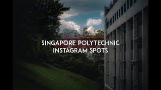 Exploring Singapore Polytechnic's Instagram Spots