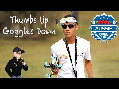 Australian Open 2018 FPVR Drone Racing - Full Race Vlog - UCOT48Yf56XBpT5WitpnFVrQ