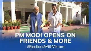 #ElectionsWithVikram: In conversation with Uma Bhart