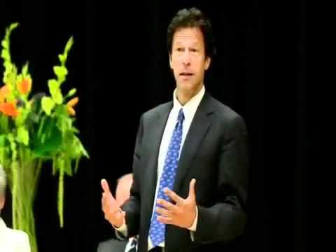 Importance of Education : Imran Khan