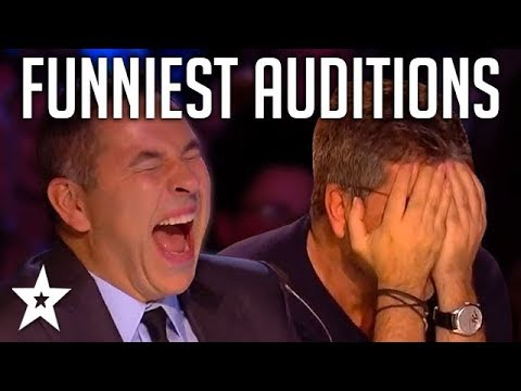 TOP 10 FUNNIEST Auditions And Moments EVER On Britain's Got Talent! | Got Talent Global - UCe_Fx4EZAgKjDz0aQ_Y7hSA