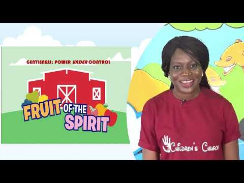 6years and above Children Church Service at The Covenant Nation  13092020