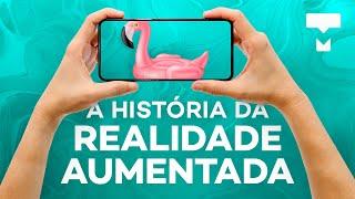 A história da Realidade Aumentada - TecMundo
