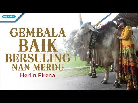Gembala Baik Bersuling Nan Merdu - Herlin Pirena (with lyric)
