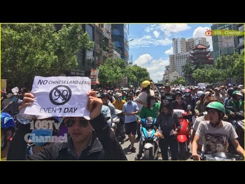 Houston native detained in Vietnam during anti-Chinese government protest, friends say[108Tv]