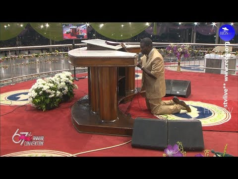 PASTOR E.A ADEBOYE SERMON  DAY 2 RCCG HOLY GHOST CONVENTION 2019