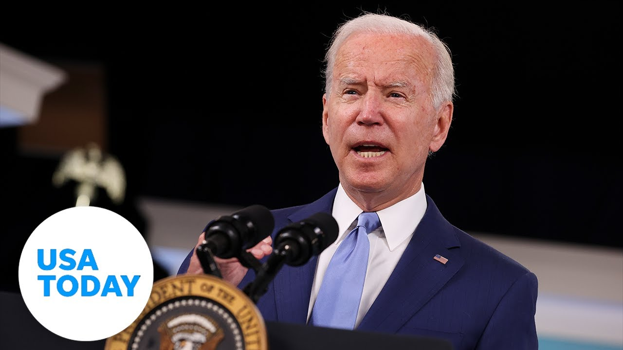 President Biden honors fallen heroes at the National Peace Officers' Memorial Service | USA TODAY