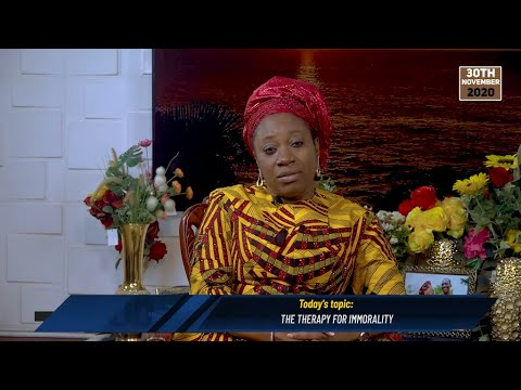 Dr Becky Paul-Enenche - SEEDS OF DESTINY - MONDAY NOVEMBER 30, 2020