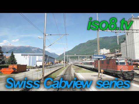 [FHD60p] CabView : SBB Re4/4, Switzerland Vol.1 Climbing Gotthard-pass - UCyWQaHpCJPJnRMKPsyfKyQg