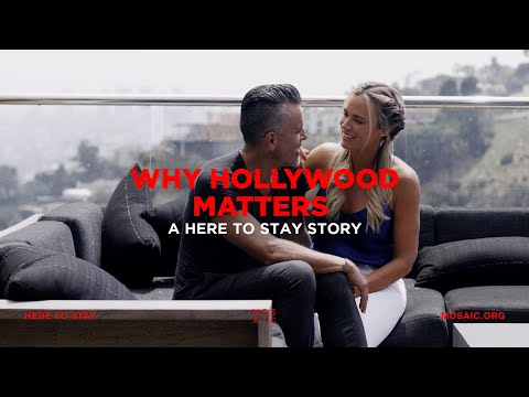 Why Hollywood Matters   Edwin & Teddi - A Here To Stay Story