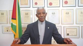 Address to the Nation by President David Granger