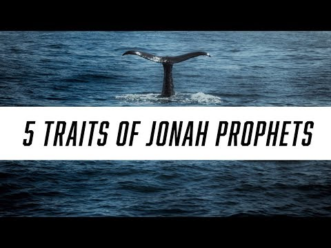 5 Traits of 'Jonah' Prophets  How Prophets Fail to Advance