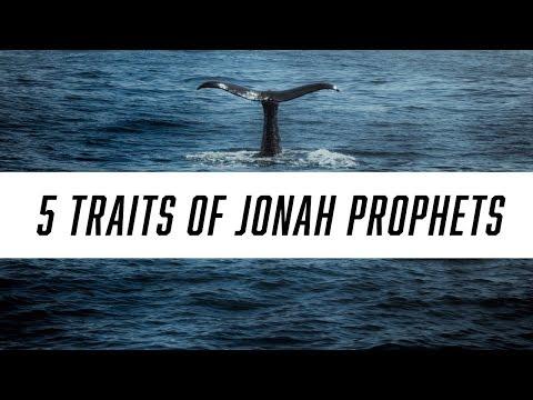 5 Traits of 'Jonah' Prophets  How Prophets Fail to Advance