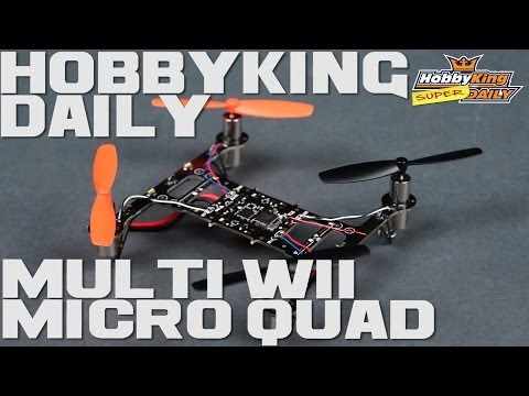 HobbyKing Daily - Multi Wii Mini Quad - UCkNMDHVq-_6aJEh2uRBbRmw