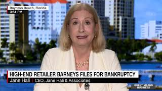 Barney's Bankruptcy