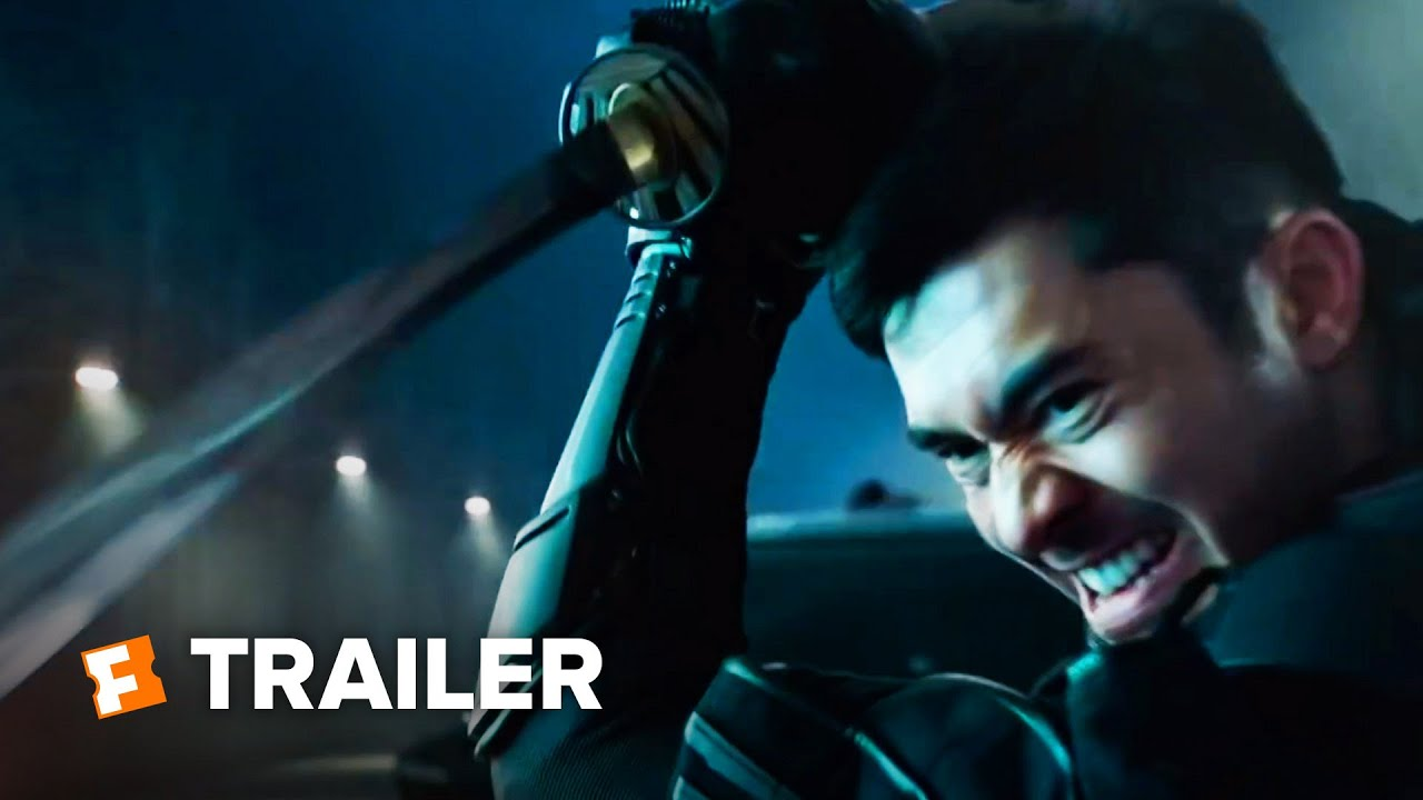 Snake Eyes: G.I. Joe Origins Trailer #1 (2021)   Movieclips Trailers