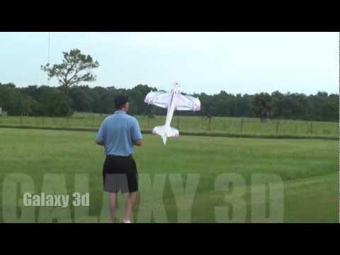 HobbyKing 3D - Michael Wargo Flies The Hobbyking Galaxy 3D - UCkNMDHVq-_6aJEh2uRBbRmw