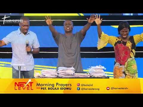 Next Level Prayer Pst Bolaji Idowu 23rd November 2020