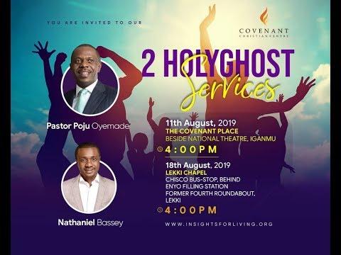 Holy Ghost Service - Joy Meeting Lekki 180819