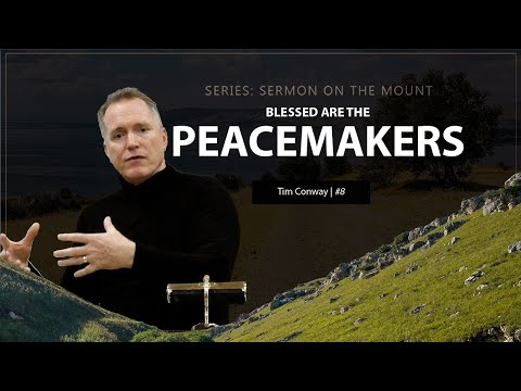 Blessed Are The Peacemakers - Tim Conway