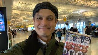 JFK Airport Terminal 8, Better than Narita / Haneda?