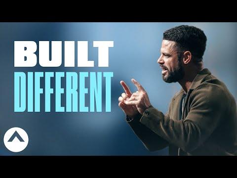 Built Different  Pastor Steven Furtick  Elevation Church
