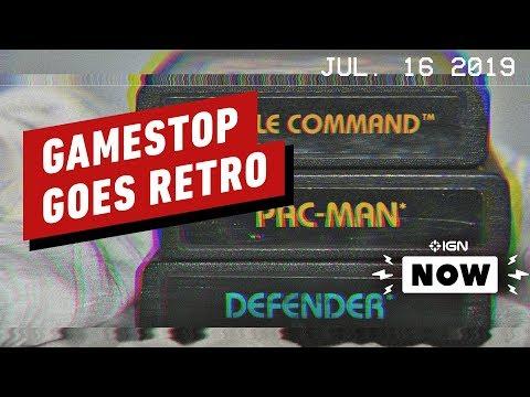 GameStop to Open New Locations Dedicated to Retro Gaming - IGN Now - UCKy1dAqELo0zrOtPkf0eTMw