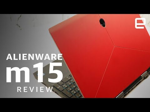 Alienware m15 Review: Finally, a thin and light Dell gaming laptop - UC-6OW5aJYBFM33zXQlBKPNA