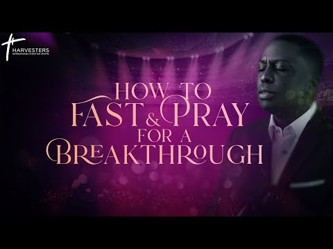 How To Fast And Pray For A Breakthrough  Pst Bolaji Idowu  5th September 2021