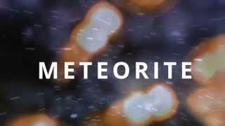 Meteorite - aerro , EDM