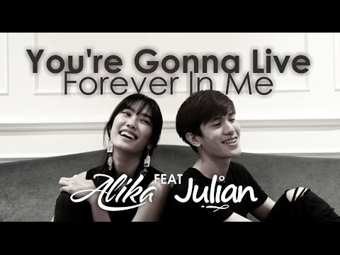 You're Gonna Live Forever in Me (John Mayer Cover) [Feat. Julian Jacob]