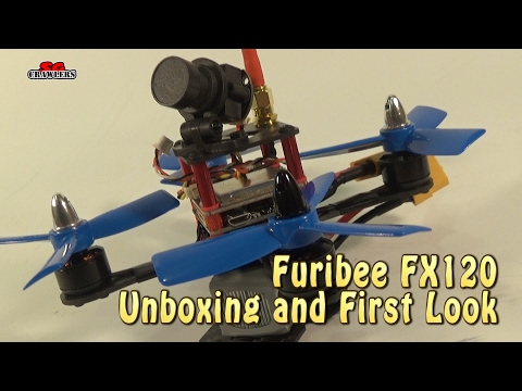 Furibee FX120 120mm RC FPV Racing Drone Unboxing and First Look - UCfrs2WW2Qb0bvlD2RmKKsyw