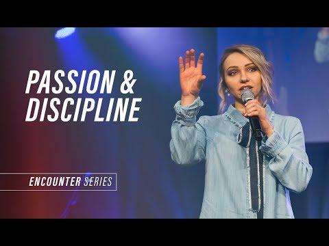 Passion & discipline  Liliya Savchuk